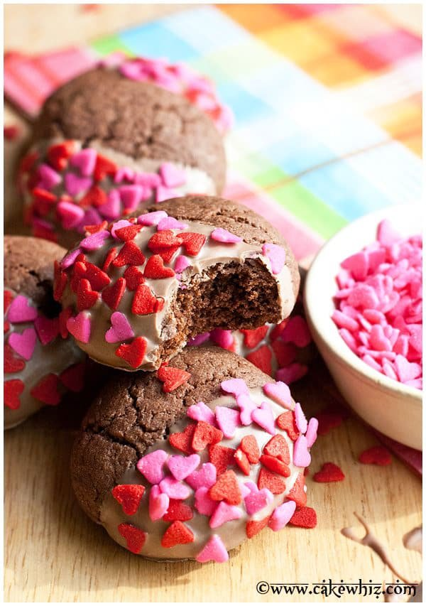 Chocolate Cake Mix Cookies Recipe 1
