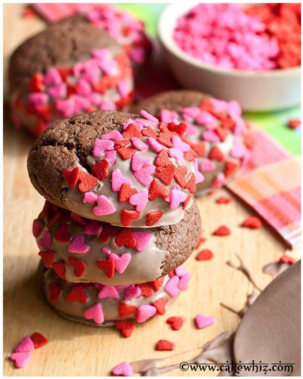Chocolate Cake Mix Cookies Recipe 3