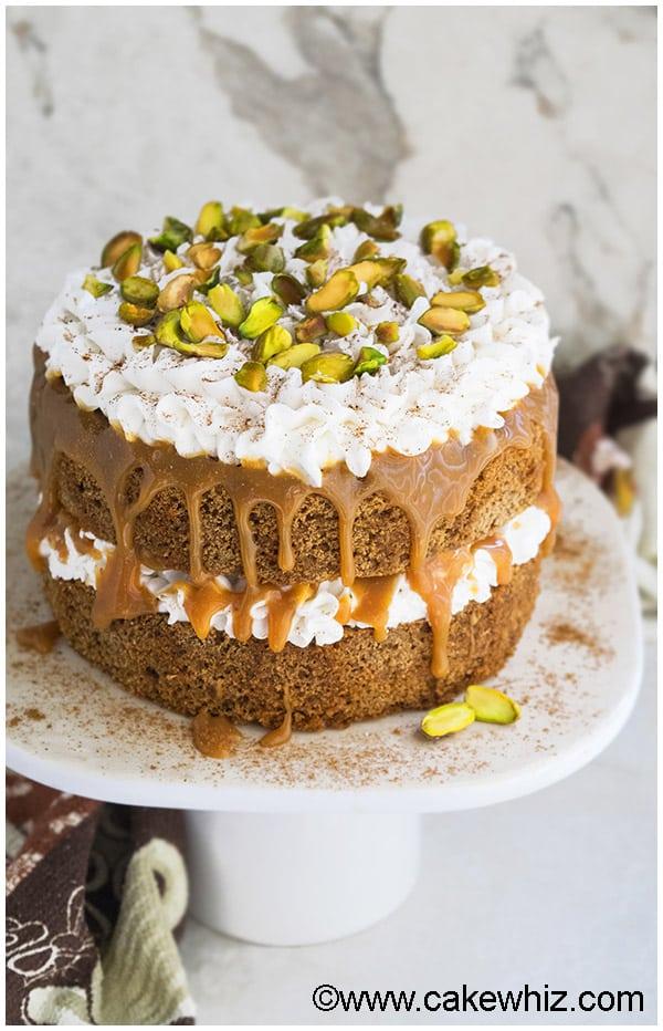 Chai Tea Spice Cake Recipe 4