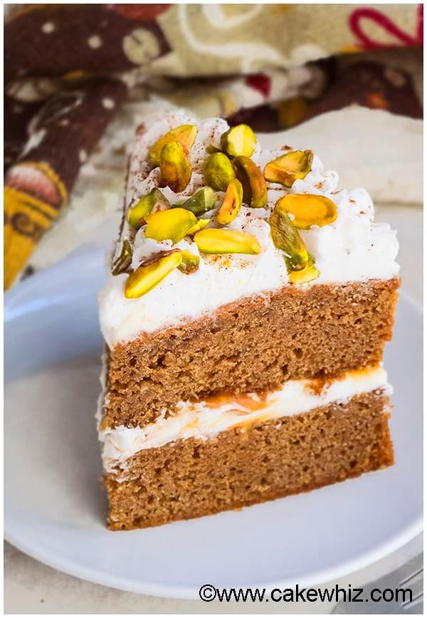 Chai Tea Spice Cake Recipe 5