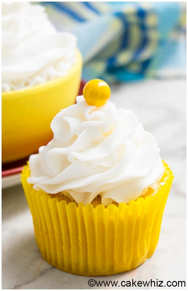 Easy American Buttercream Frosting Recipe