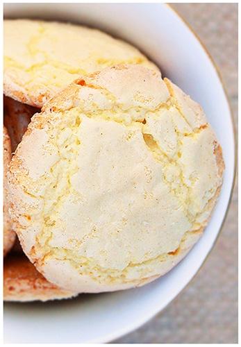 Crackly Sugar Cookies Recipe