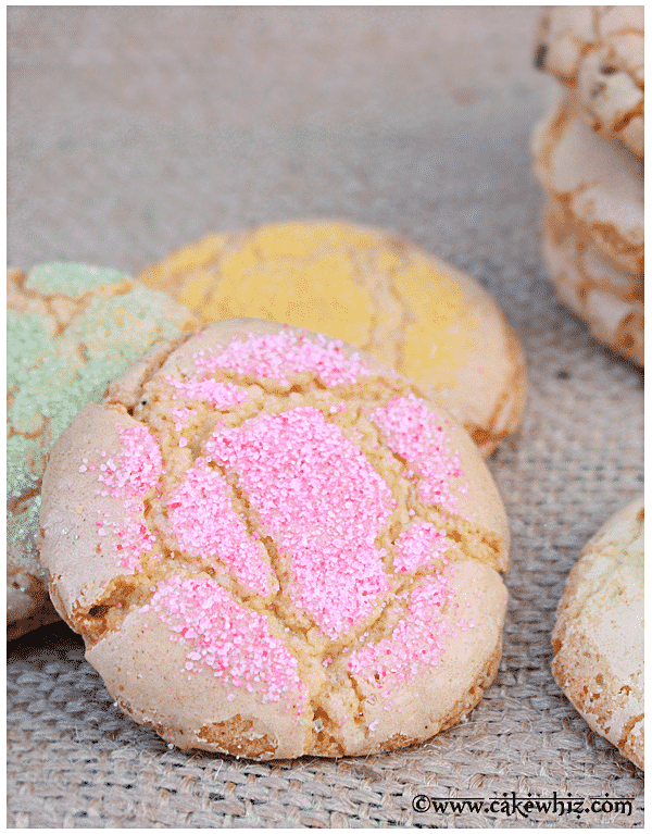 crackly and chewy sugar cookies 18