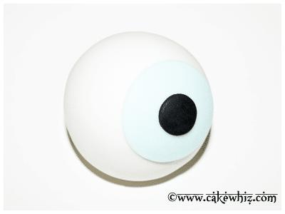 easy eyeball cake tutorial 13