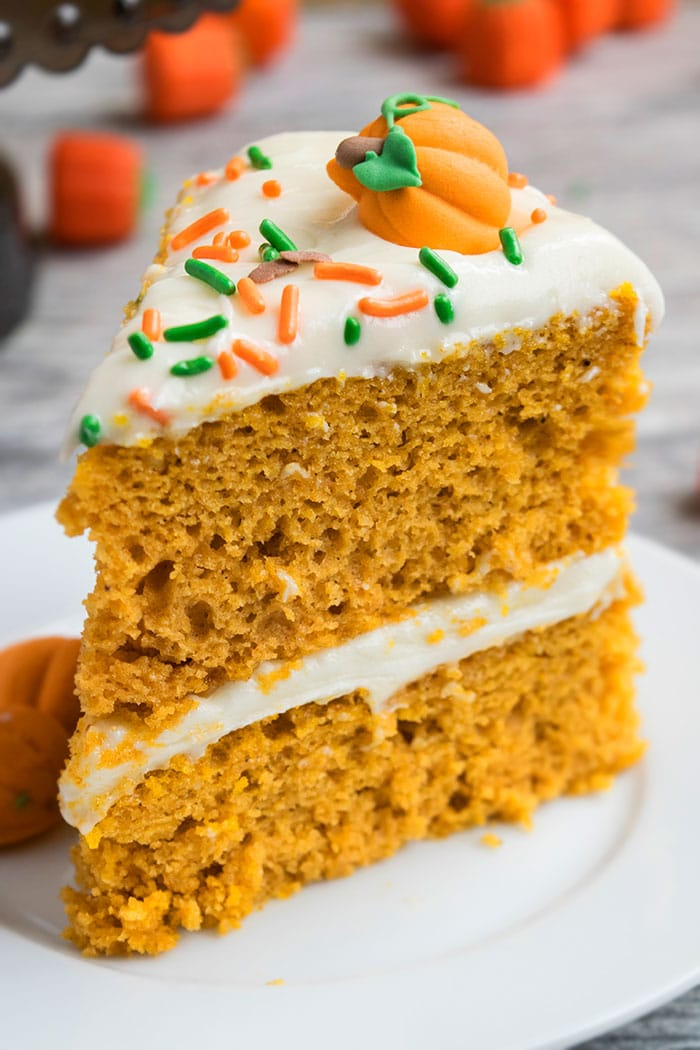 Best Easy Pumpkin Cake Recipe