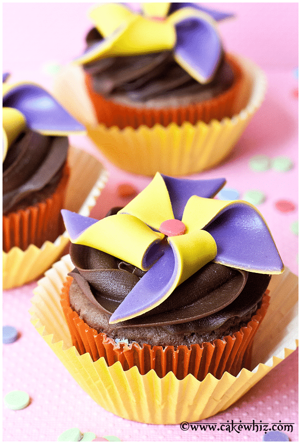 easy pinwheel cupcakes 10