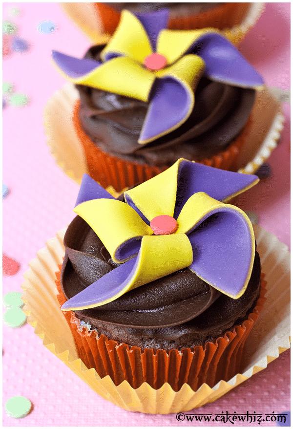 easy pinwheel cupcakes 2
