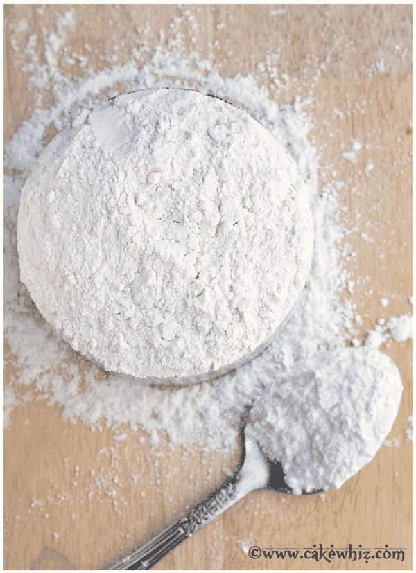 Artinya Cake Flour : How to Make Homemade Cake Flour