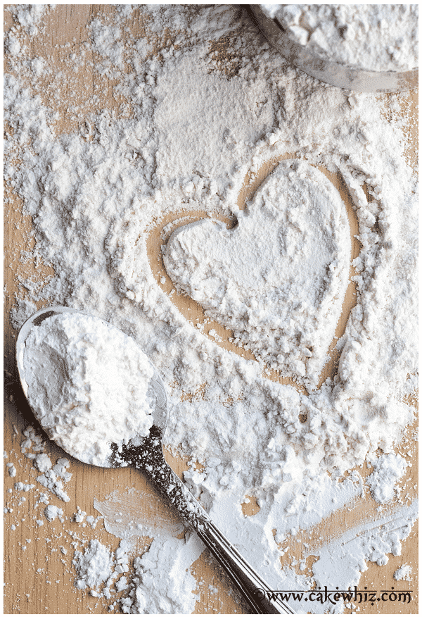 how to make homemade cake flour