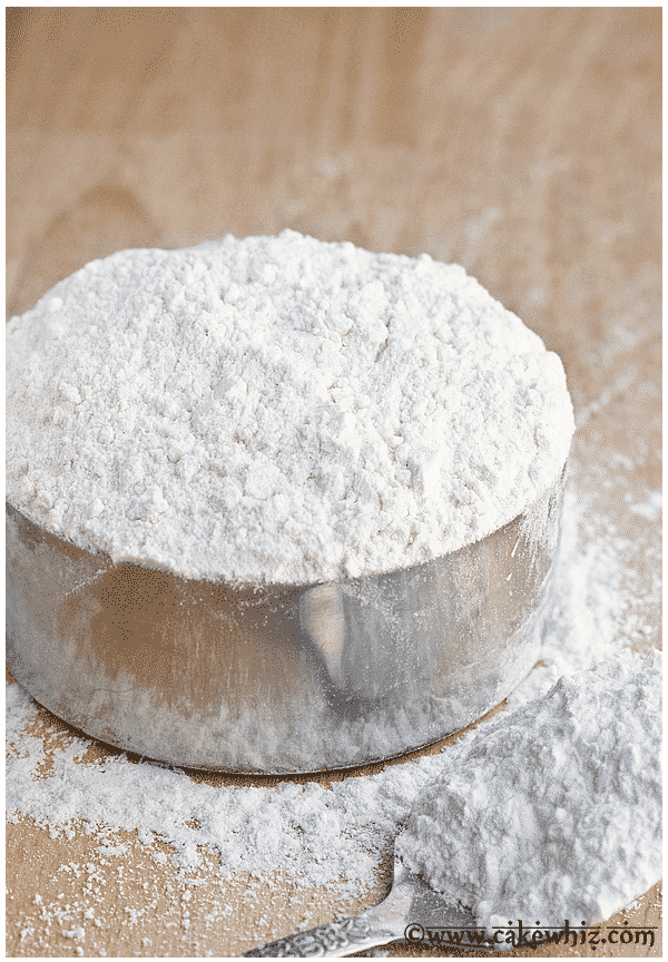 How To Make Homemade Cake Mix With Self Rising Flour