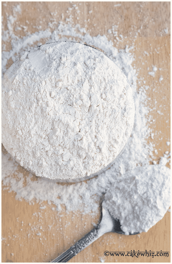 How to make homemade cake flour for What are the ingredients for making cake