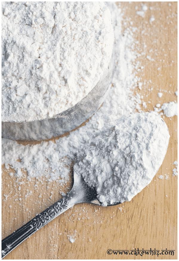 how to make homemade cake flour 8