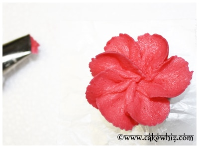 easy royal icing flowers 18