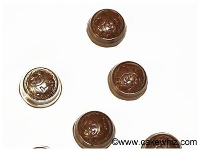 mocha caramel cookie dough truffles 28