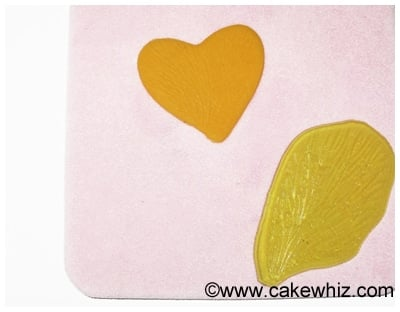 how to make fondant pansies tutorial 12