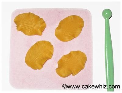 how to make fondant pansies tutorial 15