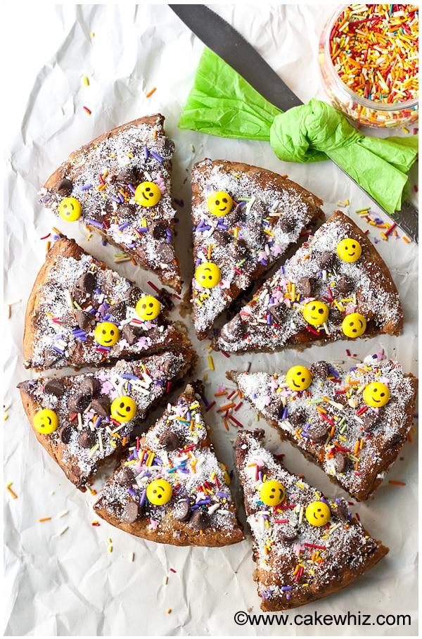 best banana chocolate chip cake 14