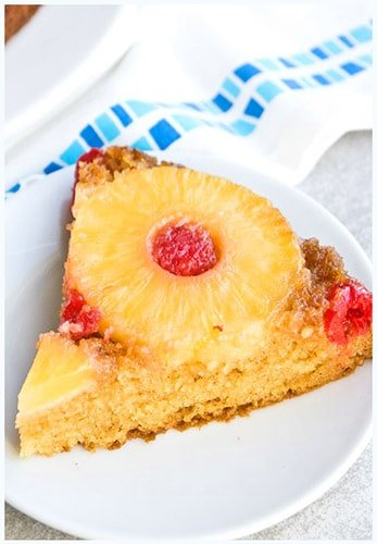 Homemade Pineapple Upside Down Cake Recipe From Scratch