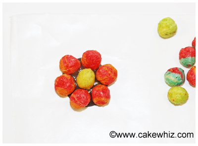 trix cereal flower cupcakes 11