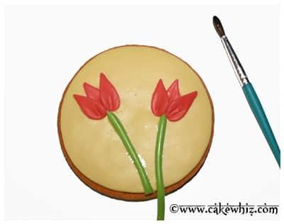 tulip cookies 12