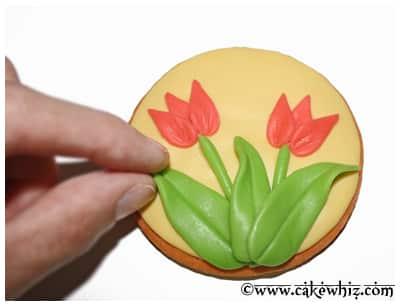 tulip cookies 6