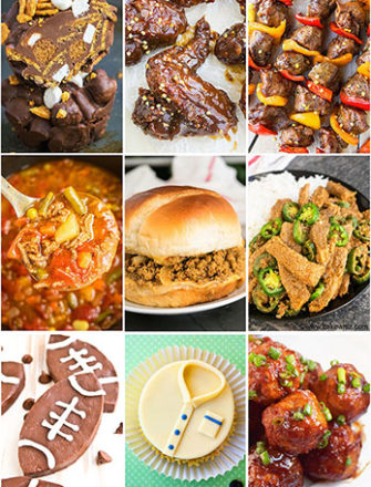 Best Easy Father's Day Recipes (Breakfast, Lunch, Appetizer, Sides, Dinner, Dessert)