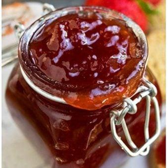 Quick and Easy Homemade Strawberry Jam Recipe