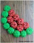 pull apart watermelon cupcakes 1
