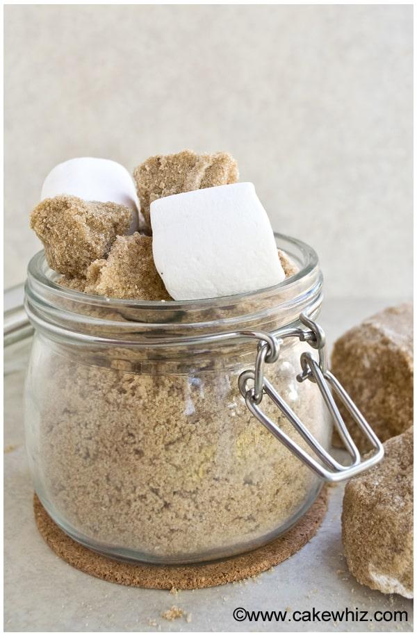 How to make brown sugar soft again