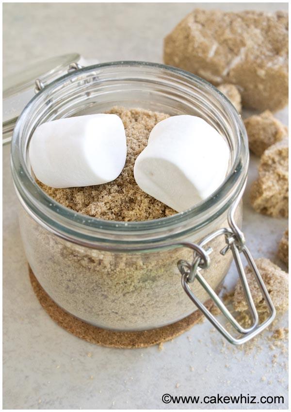 how to make brown sugar soft again 2