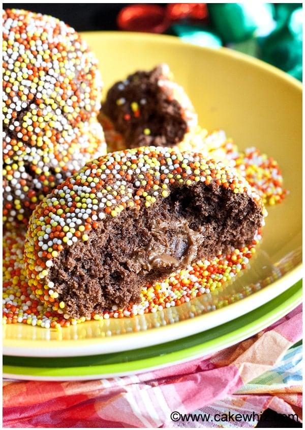 rolo chocolate cookies 2