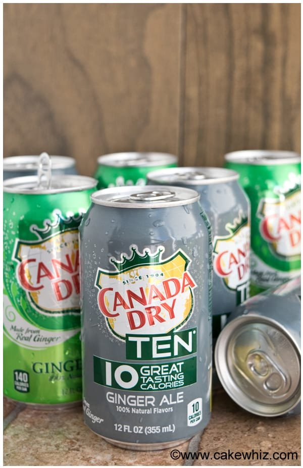 Canada Dry Campaign