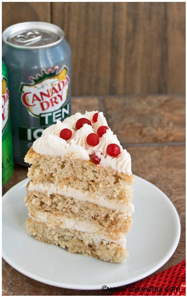 ginger ale cake 6