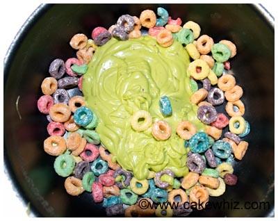 monster blob cupcakes 13