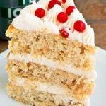 Easy Ginger Cake Recipe with Ginger Frosting (Ginger Ale Cake)