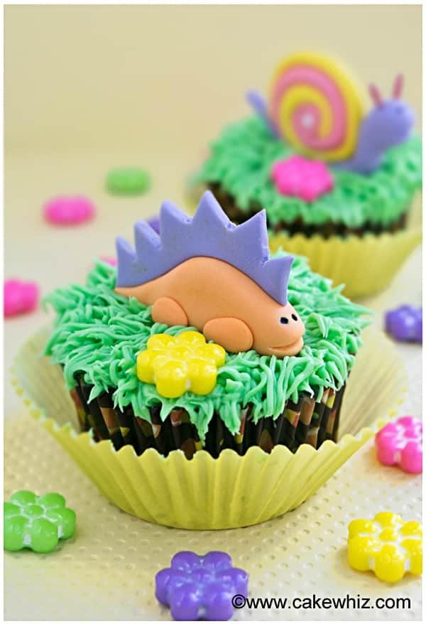 easy dinosaur cupcakes 1