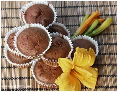 mini mocha brownies