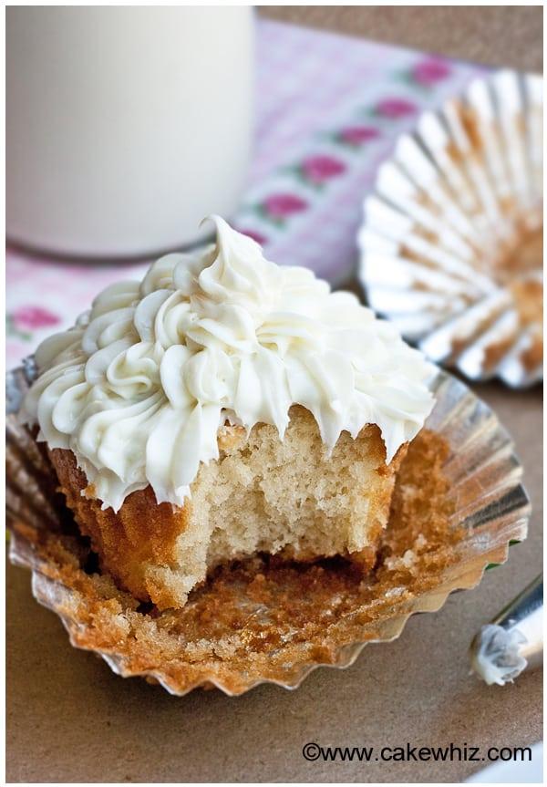 my favorite vanilla cupcakes 2