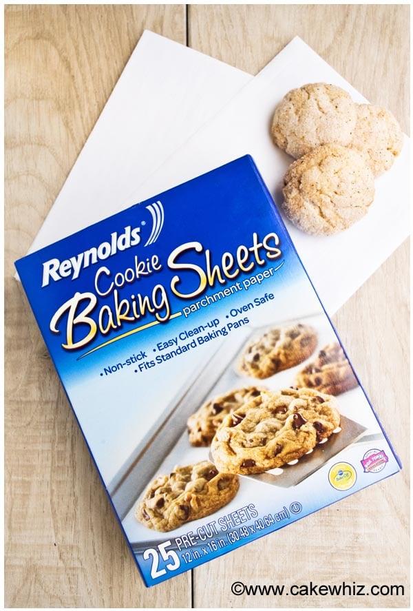 Reynold's Baking Sheets Campaign