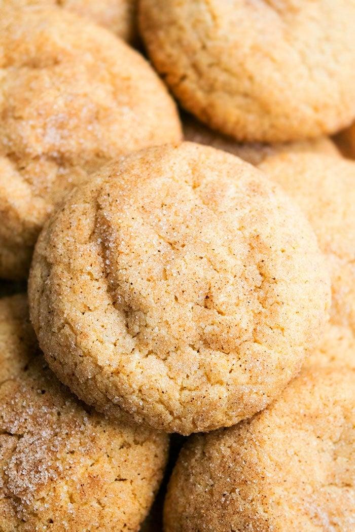 Easy Cinnamon Cookies Recipe