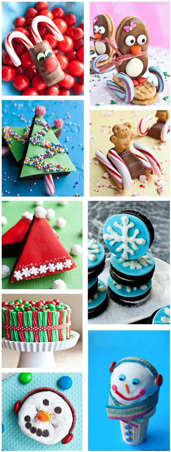 Fun christmas food ideas for kids for Cool food ideas for kids