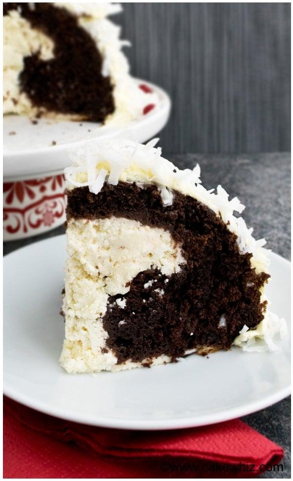 Three Day Coconut Cake Recipe