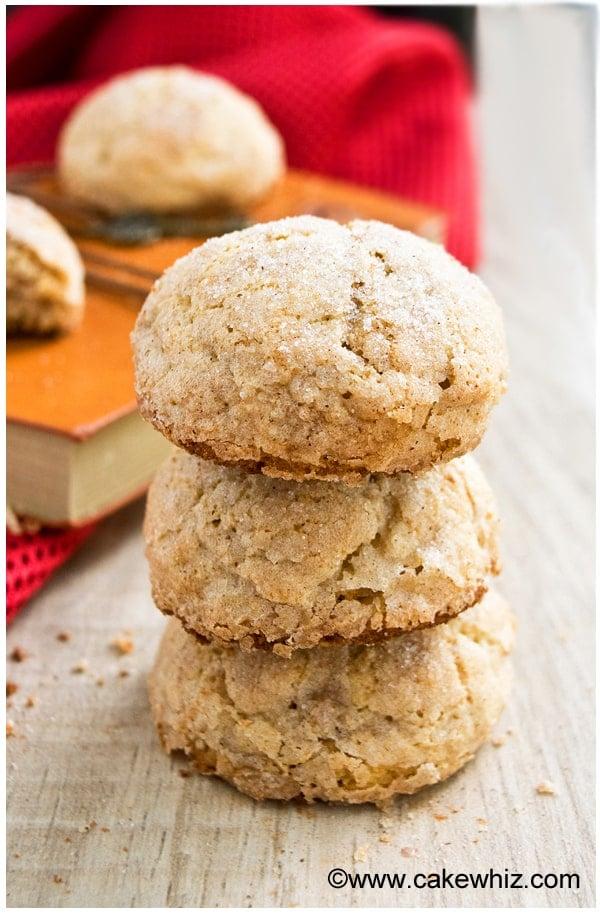 cinnamon crinkle cookies 01