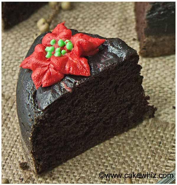 fat free chocolate cake