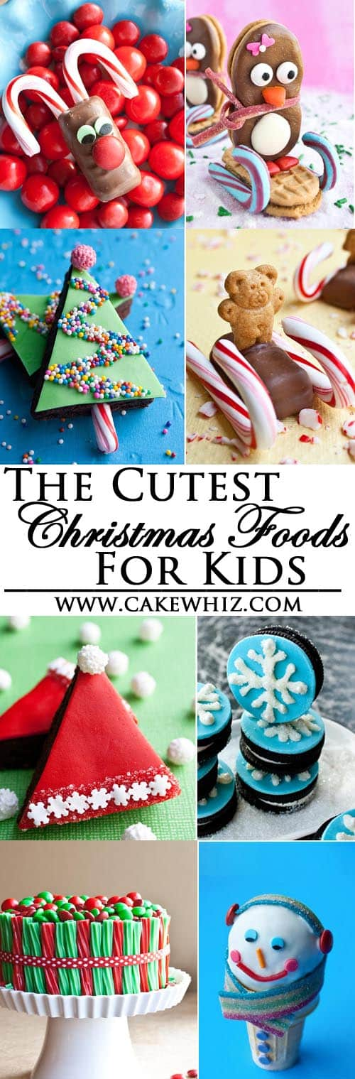 fun christmas food ideas for kids 01