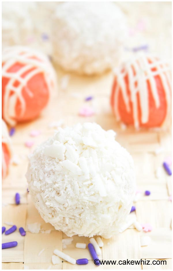 Can You Make Cake Pops With Funfetti Cake Mix
