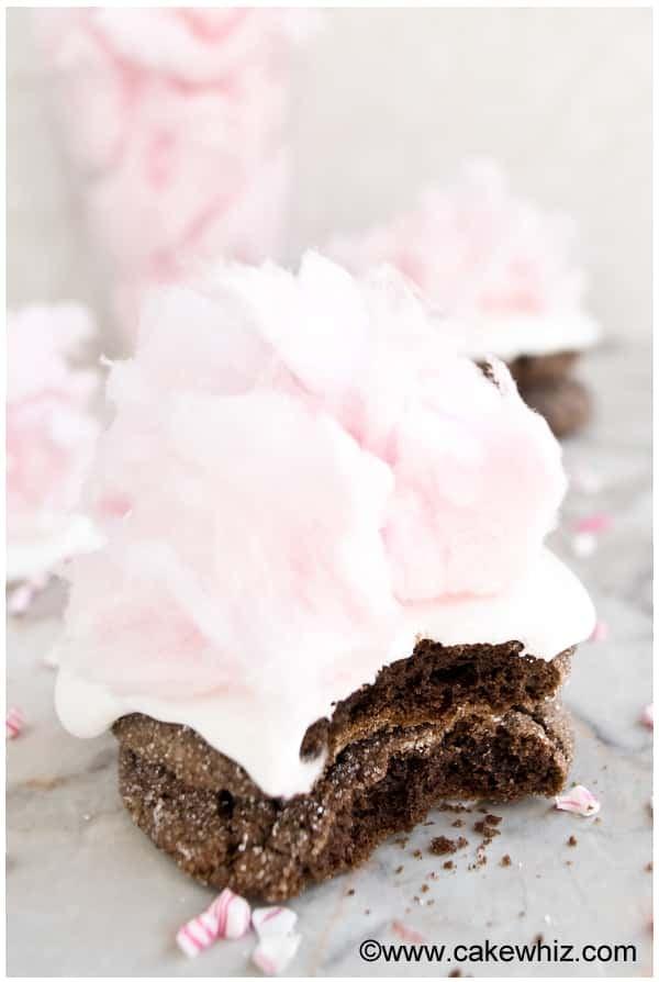 Cotton Candy Sugar Cookies Recipe