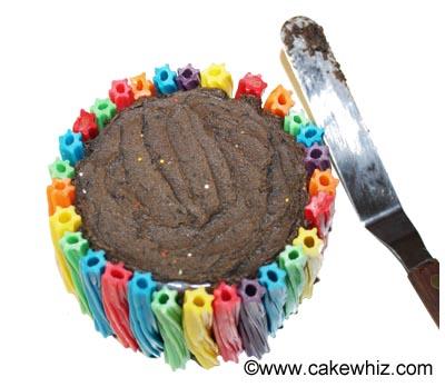easy rainbow twizzler cake 12
