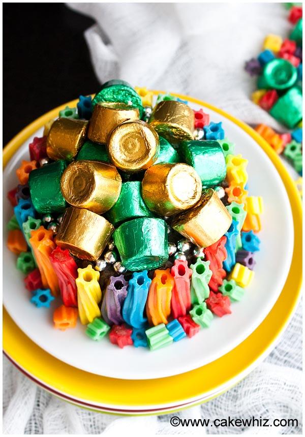 easy rainbow twizzler cake 3