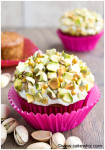 pistachio carrot cupcakes 2